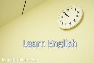 Mengetahui Lamanya Belajar Bahasa Inggris