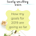 The Twenty-Something Series: How my goals for 2019 are going so far