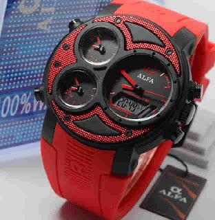 contoh jam tangan ALFA