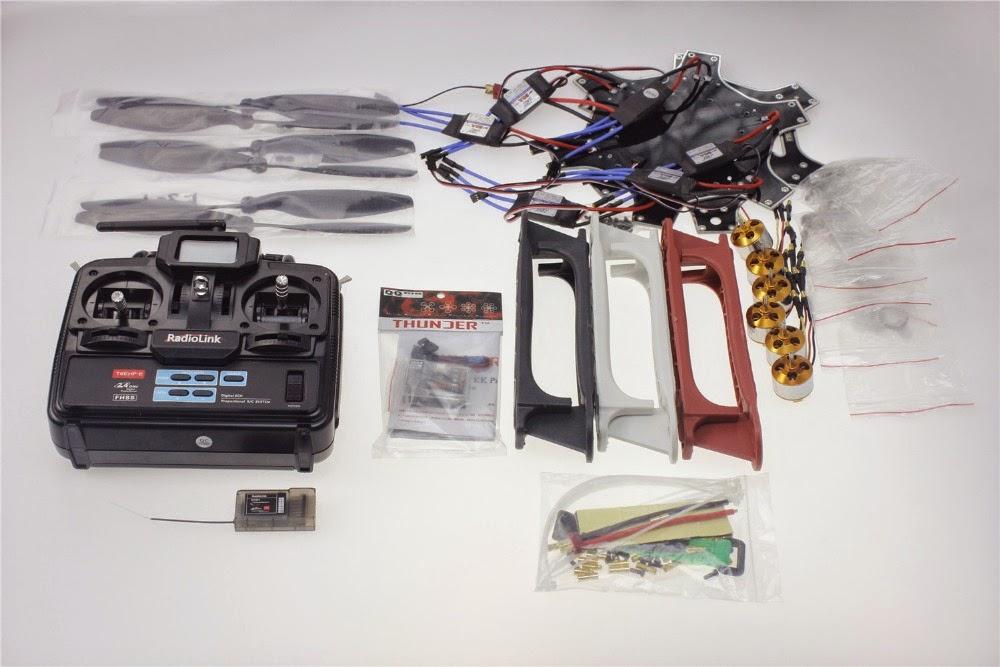 drone pour photographe