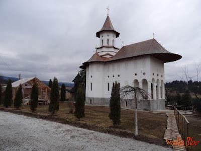 Manastirea Doamnei @ Toplita