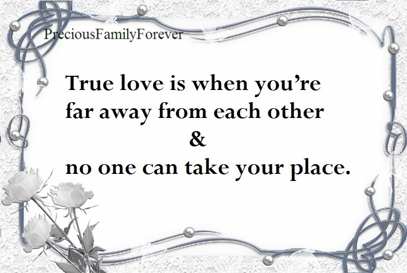 love far away