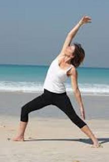 Sol, Saúde e Fitness: Malhando Na Praia 01