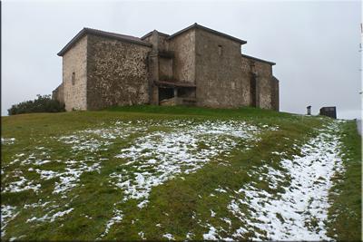 Ermita y cima de San Formerio