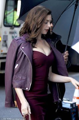 Ocean's 8 Anne Hathaway Set Photo 1