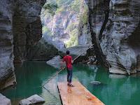 Cikahuripan Lembang Green Canyonnya Bandung Barat