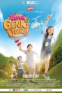 Naura & Genk Juara the Movie (2017) Full Movie