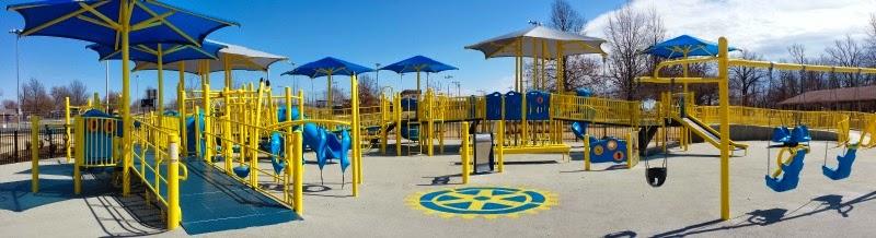 Rotary Adventure Park in Springdale, AR