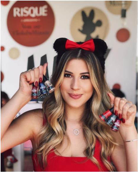 @niinasecrets Coleção Risqué Minnie Mouse
