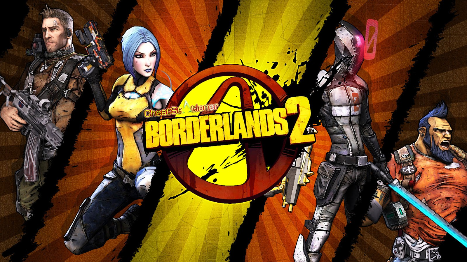 Borderlands 2 Ps4