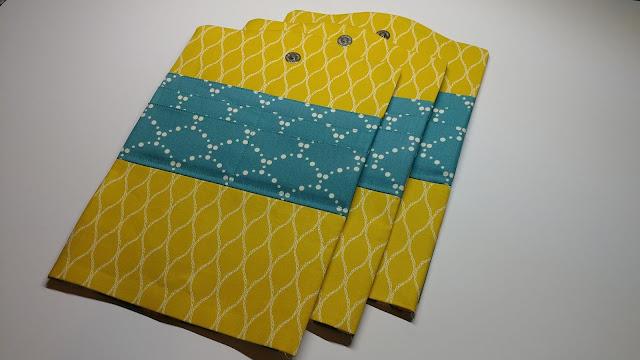 Worsley Wallet with Art Gallery Fabrics