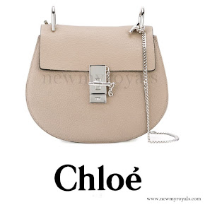 Princess Madeleine CHLOÉ Drew shoulder bag
