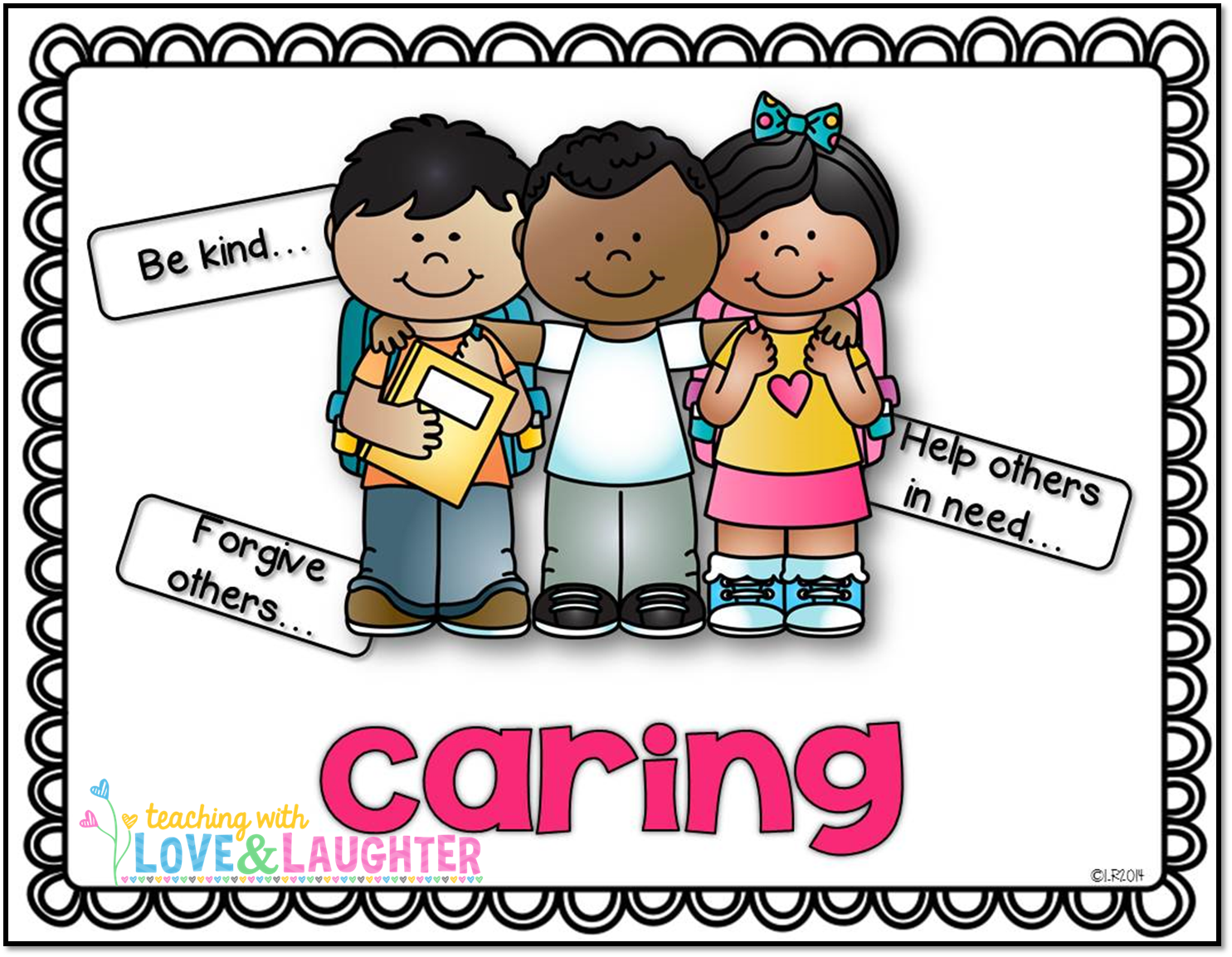 Teaching With Love And Laughter Character Education