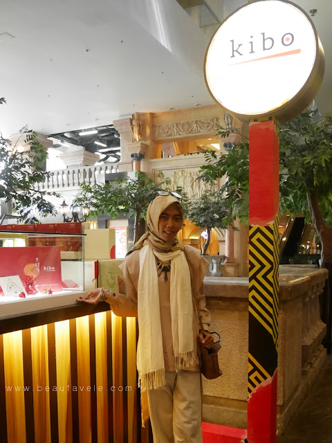 Outlet kibo cheese di Grand Indonesia