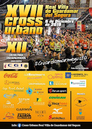 06/12/19 XVII CROSS NOCTURNO GUARDAMAR