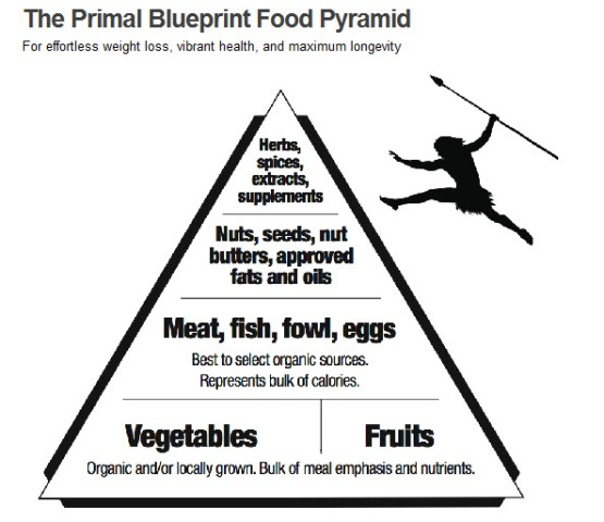 Eat Live Grow Paleo : An Introduction to the Primal Blueprint