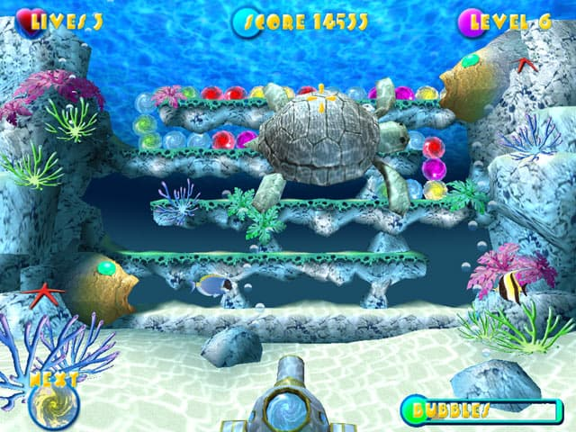 download game aqua pop