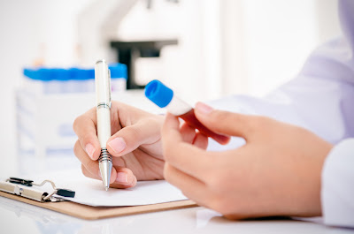 Blood test and biomarker test for Mesothelioma