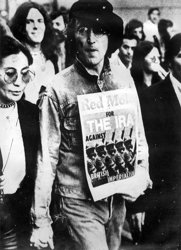 Paul McCartney et John Lennon ont dit non à l'Angleterre