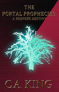 A Keepers Destiny Cover