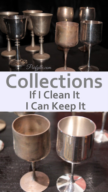 Deciding how to refine a collection is as simple as cleaning it or not.