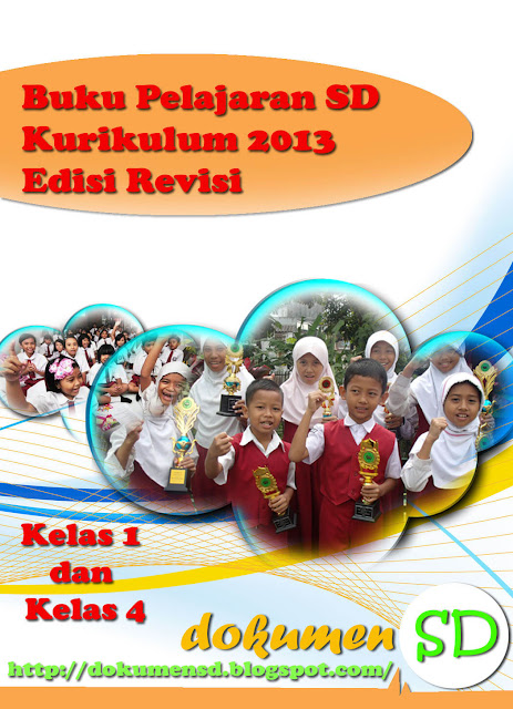 Download Buku Pelajaran SD Kurikulum 2013 Edisi Revisi