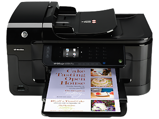 HP Officejet 6500A Plus e-All-in-One Printer - E710n Driver Download