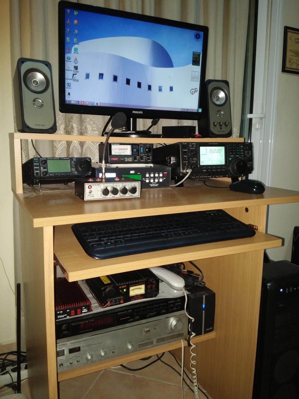 Amateur Radio Operator 12
