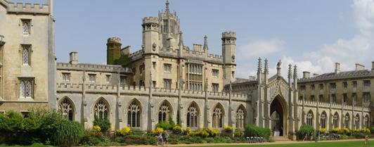 Кембриджский университет в Великобритании
