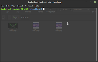 Setting Terminal Transparant di Linux Mint