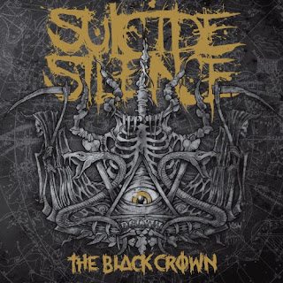Suicide Silence - 'The Black Crown' CD Review (Century Media)