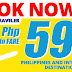 Budget Traveler Airlines Promo News P599 all in SEAT SALE PROMO Philippine and International Destinations Book Now 2018