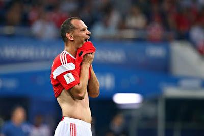 サッカー ロシア代表