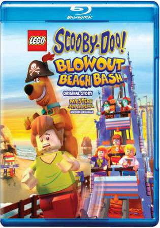 Lego Scooby Doo Blowout Beach Bash 2017 BRRip 700MB English 720p Watch Online Full Movie Download bolly4u