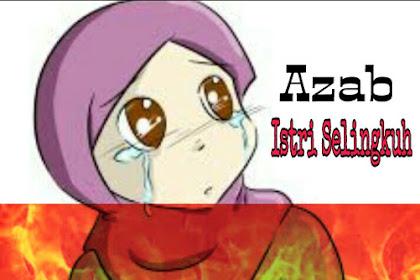 Azab Istri Selingkuh dan Hukumannya dalam Islam