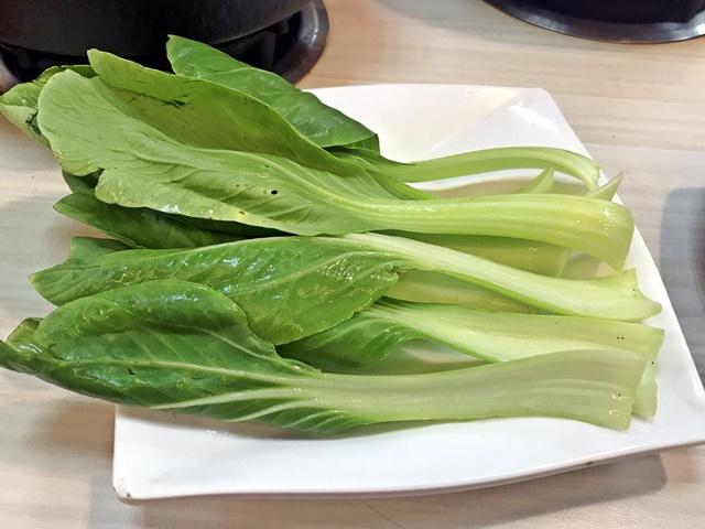 龍寶涮涮鍋蔬菜盤