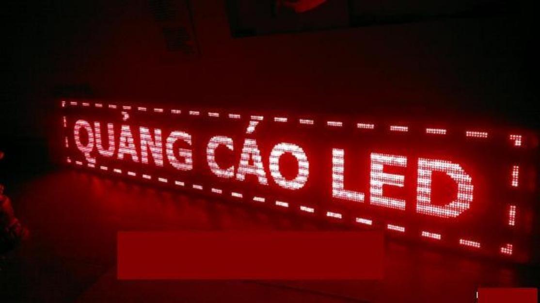 Cách làm bảng hiệu LED