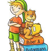 Logo des Verlages Biber & Butzemann