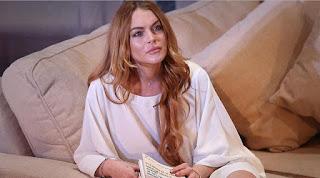 Cerita Lindsay Lohan Dapat Ketenangan Setelah Baca Alquran