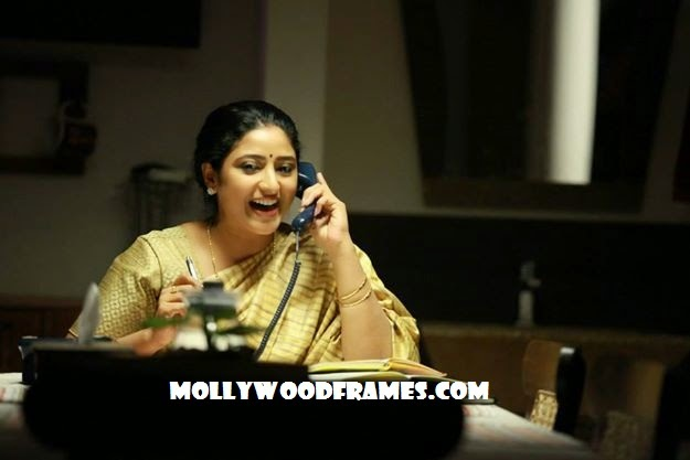 Praveena in 'Bangalore Days' Malayalam movie