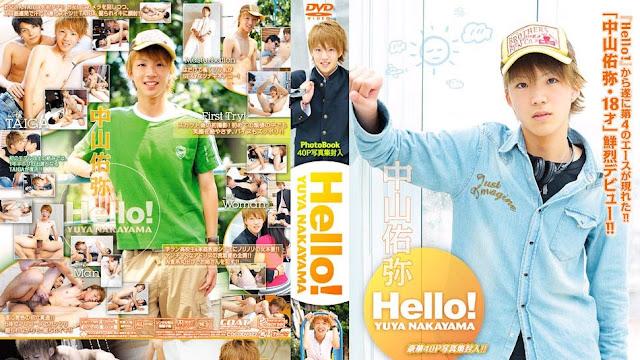 Hello! Yuya Nakayama