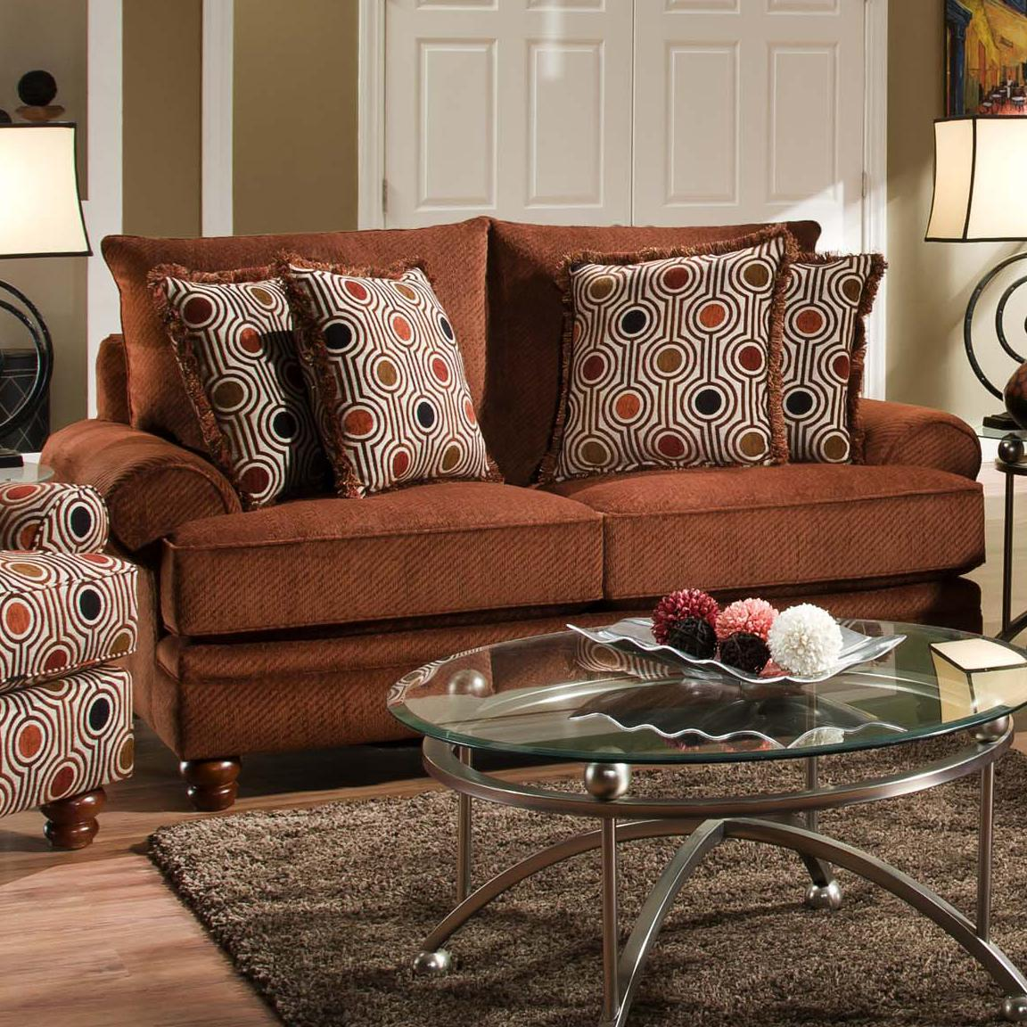 Knoxville Wholesale Furniture: Corinthian 6410 Style