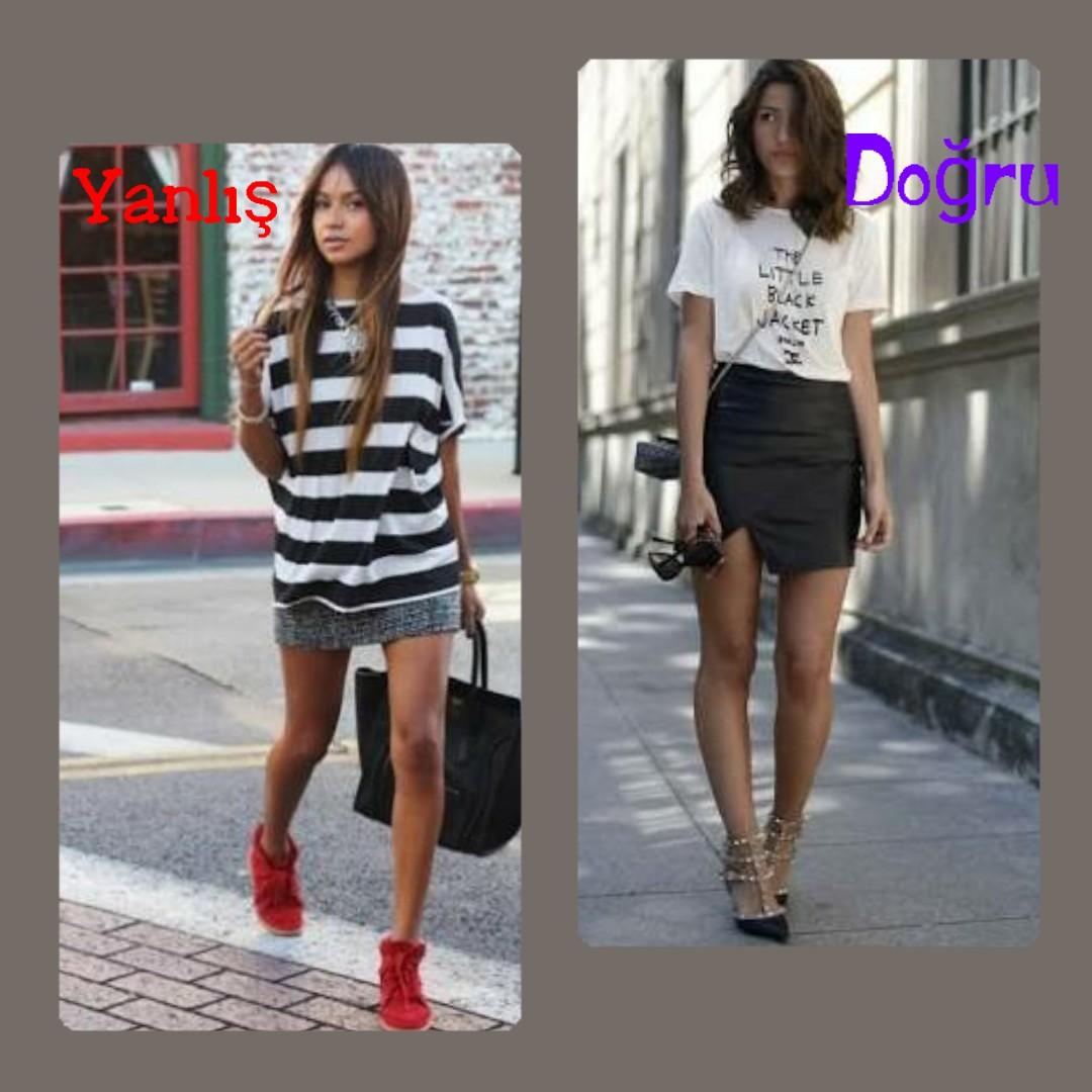 Minyon Kadınlar Nasıl Giyinmeli