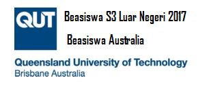 Beasiswa S3 Luar negeri Ke Australia