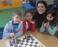 Συγχαρητήρια στους μικρούς μας σκακιστές!