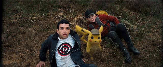 Review Film Pokémon Detective Pikachu (2019) Sinopsis Dan Pemain Lengkap