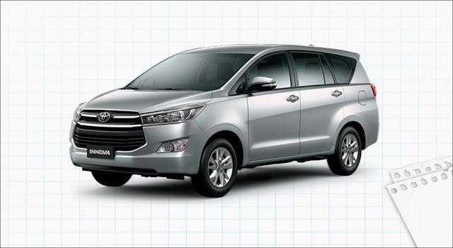 Đánh giá xe Toyota Innova 2.0E MT 2019