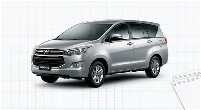 Giá xe Toyota Innova 2.0E MT 2019