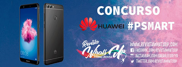 huawei-psmart-concurso-revista-whats-up
