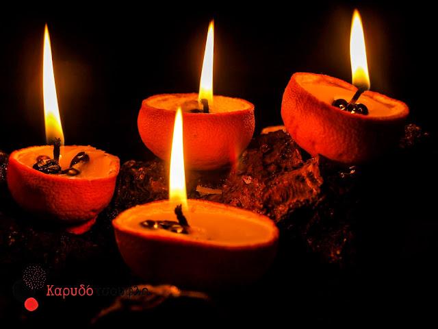 χειροποίητα-κεριά